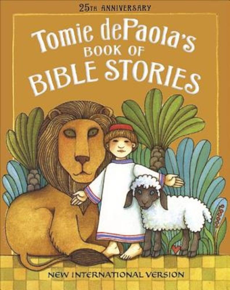 Tomie dePaola's Book of Bible Stories, Hardcover