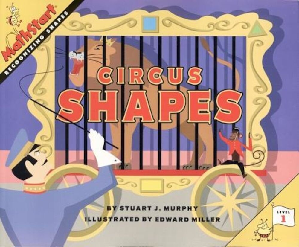Circus Shapes, Paperback