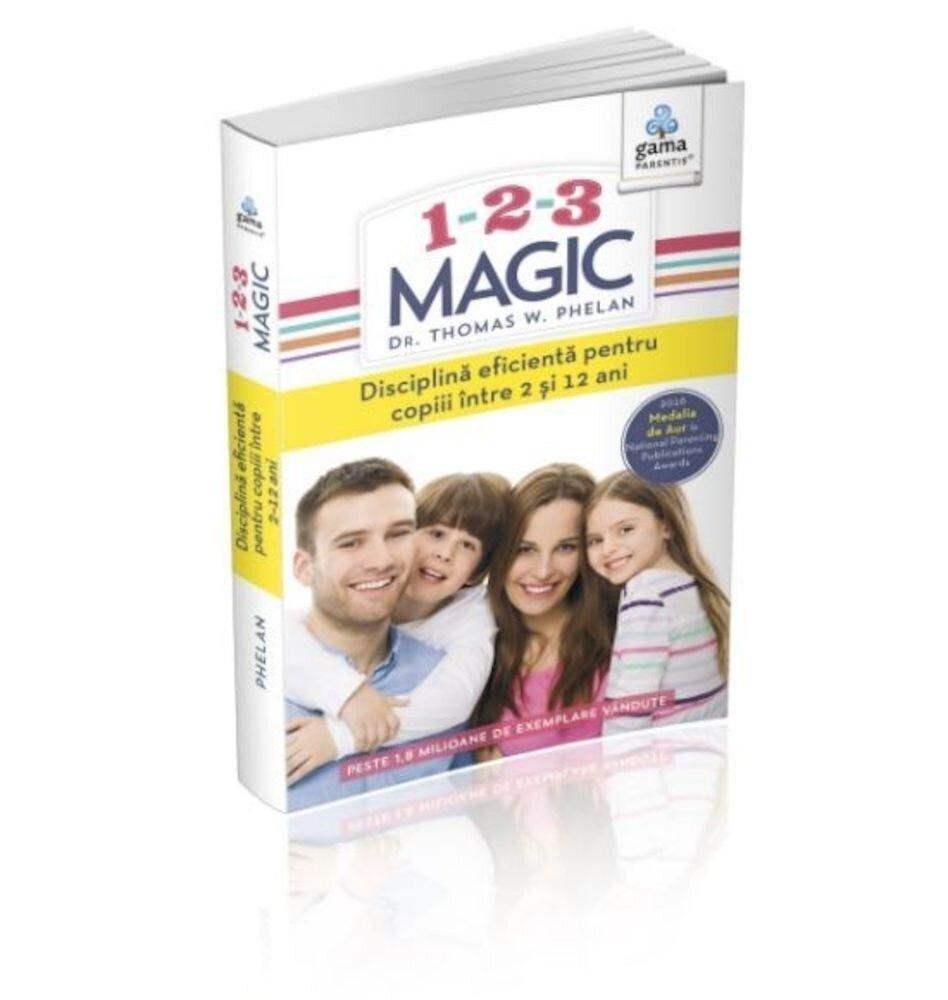Coperta Carte 1-2-3 Magic