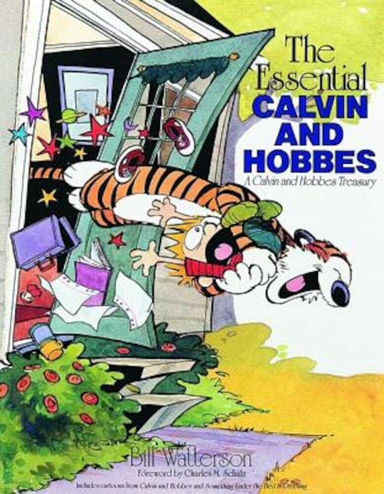 The Essential Calvin and Hobbes: A Calvin and Hobbes Treasury, Paperback