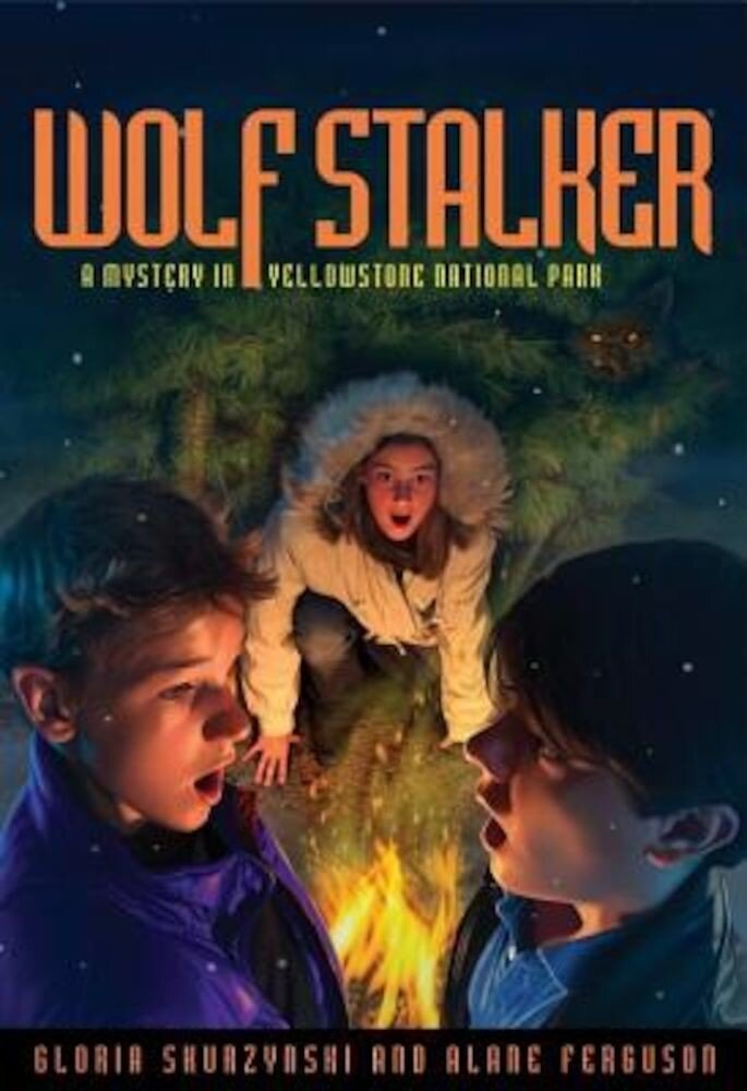 Wolf Stalker: A Mystery in Yellowstone National Park, Paperback