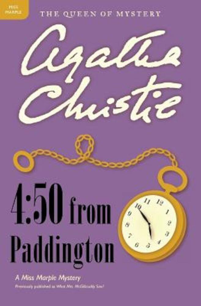 4:50 from Paddington, Paperback