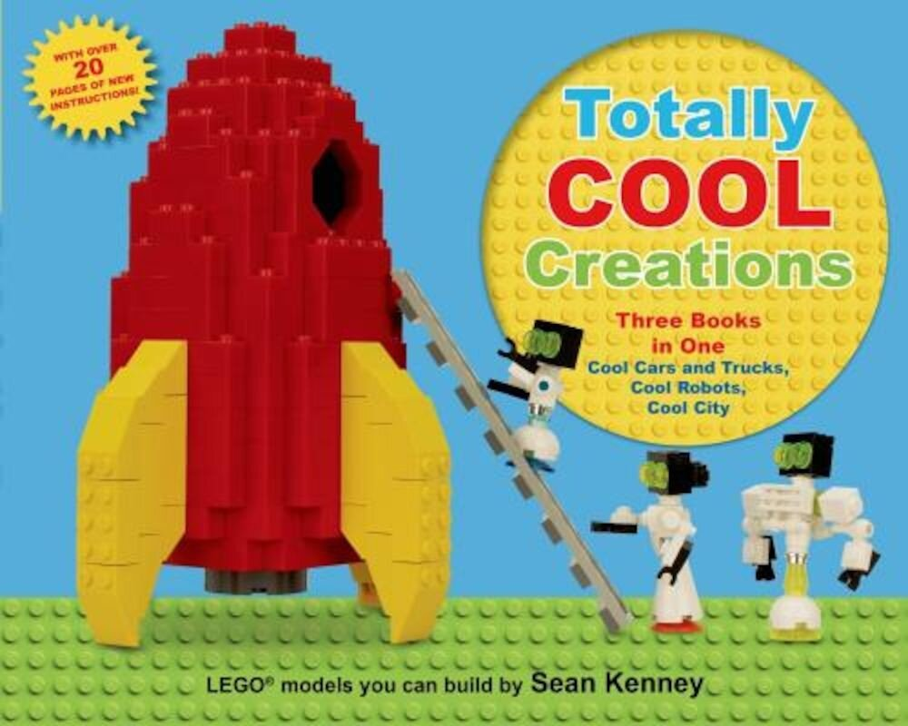 Totally Cool Creations, Paperback
