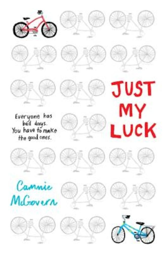 Just My Luck, Hardcover