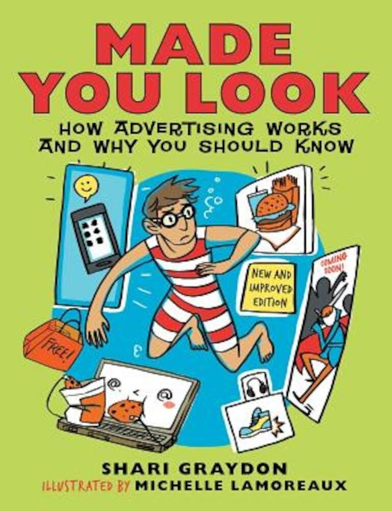 Made You Look: How Advertising Works and Why You Should Know, Paperback