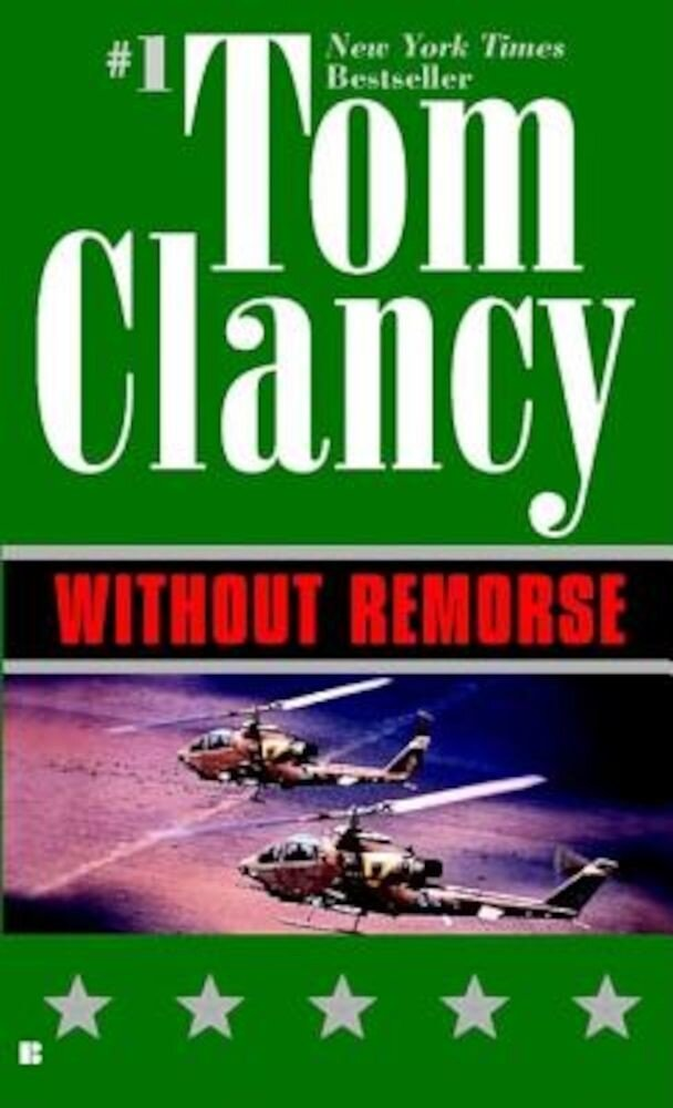 Without Remorse, Paperback
