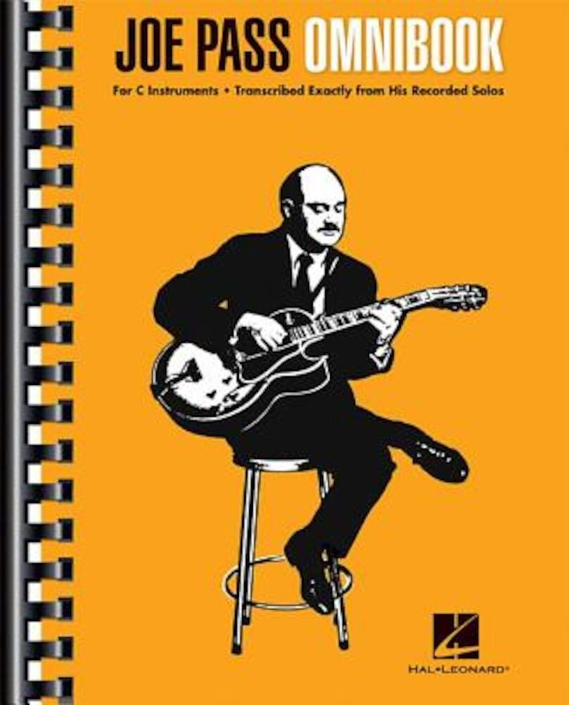 Joe Pass Omnibook: For C Instruments, Paperback