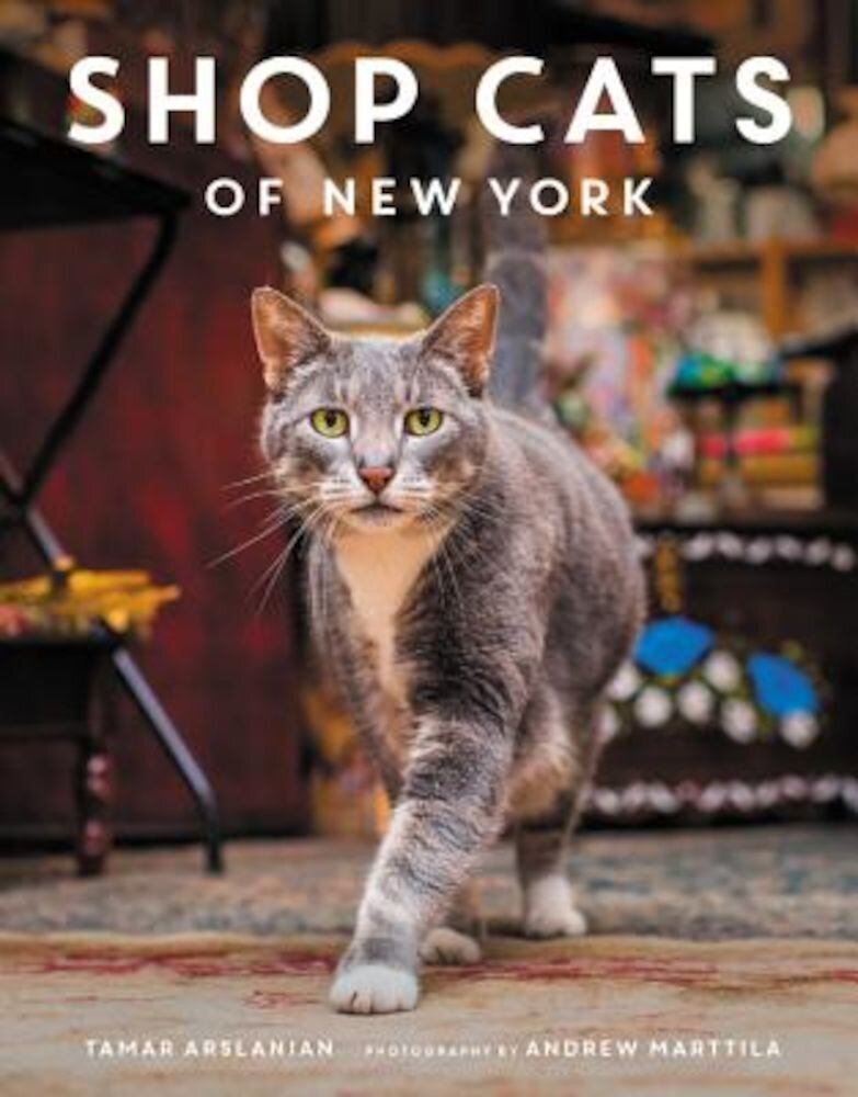 Shop Cats of New York, Hardcover
