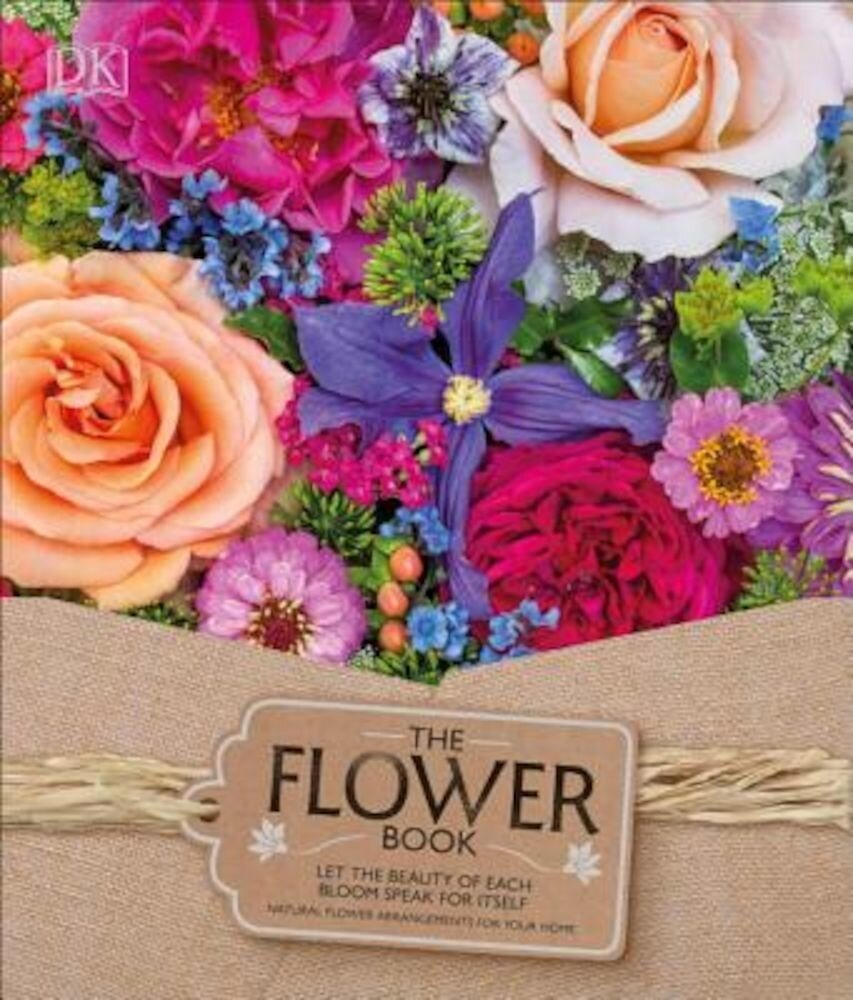 The Flower Book, Hardcover