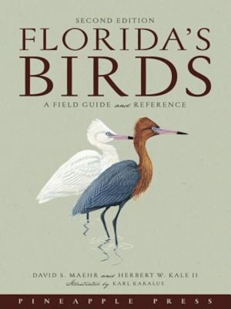 Florida's Birds: A Field Guide and Reference, Paperback