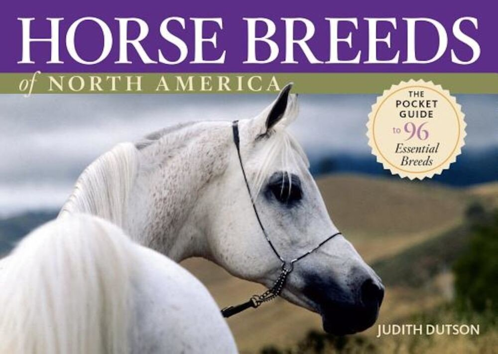 Horse Breeds of North America, Paperback