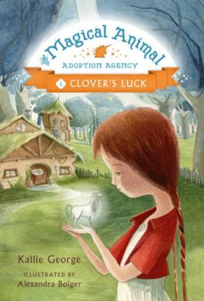 Clover's Luck, Hardcover