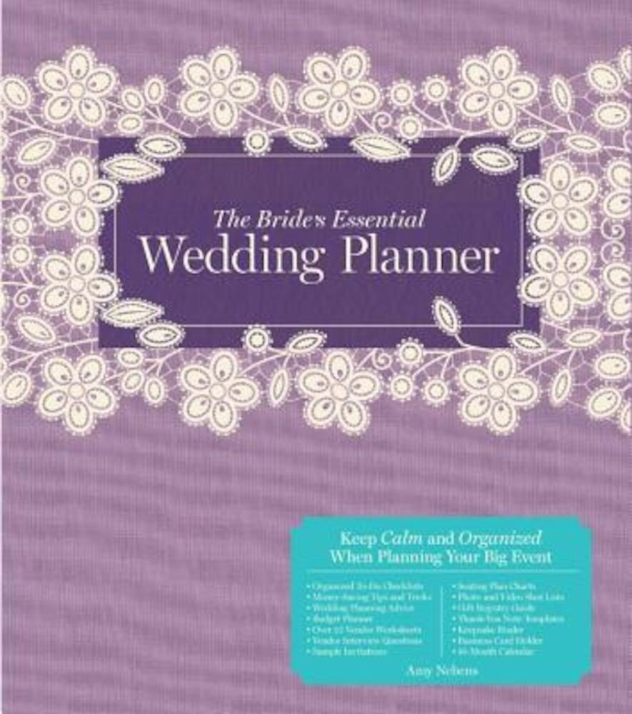 The Bride's Essential Wedding Planner, Hardcover