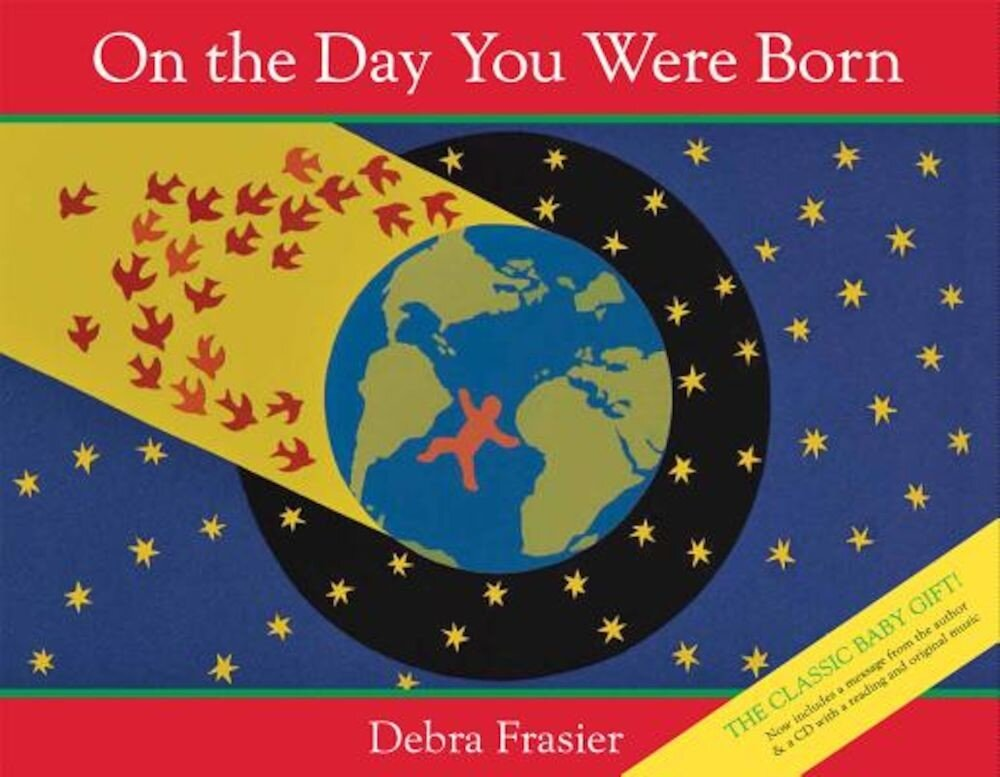 On the Day You Were Born [With CD (Audio)], Hardcover