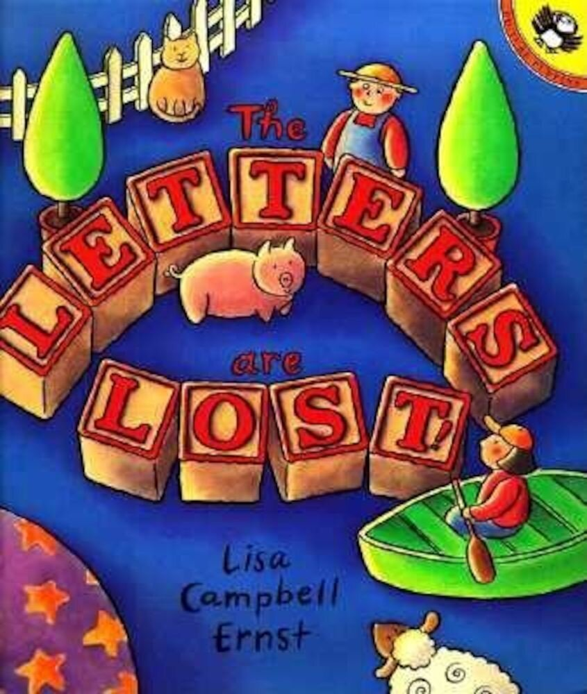 The Letters Are Lost, Paperback