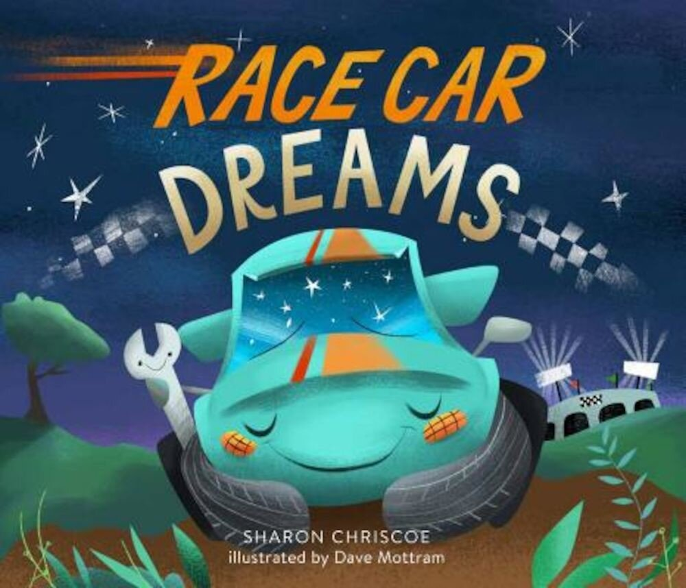 Race Car Dreams, Hardcover