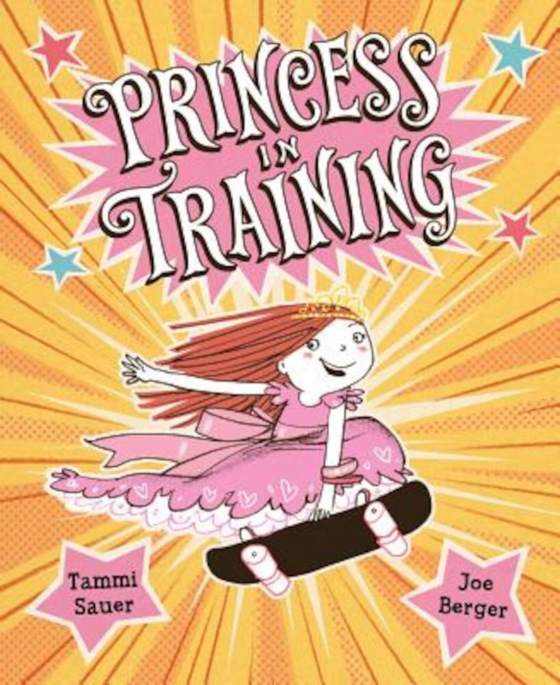 Princess in Training, Hardcover