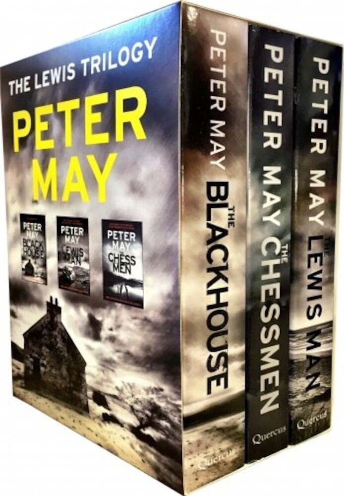 Peter May Lewis Trilogy