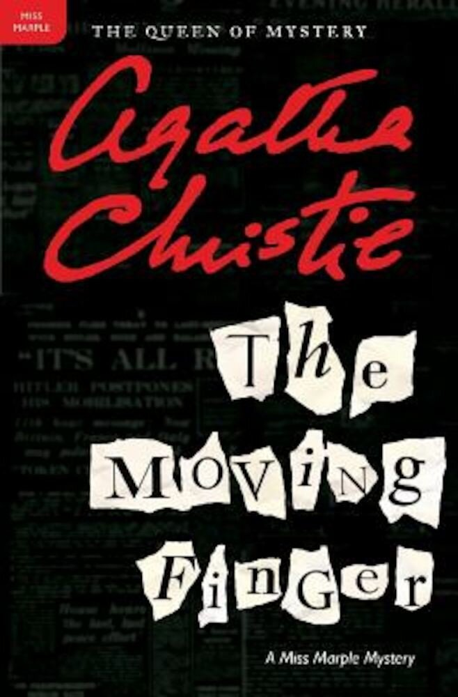 The Moving Finger, Paperback