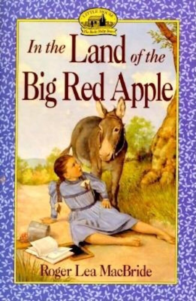 In the Land of the Big Red Apple, Paperback