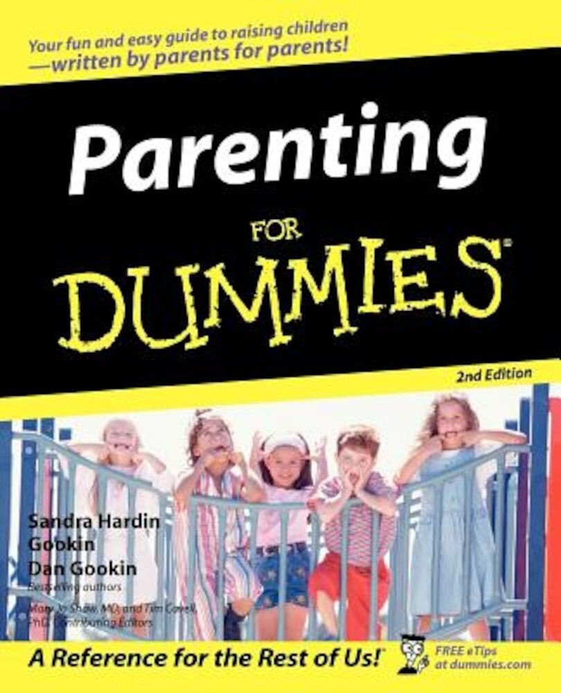 Parenting for Dummies 2e, Paperback