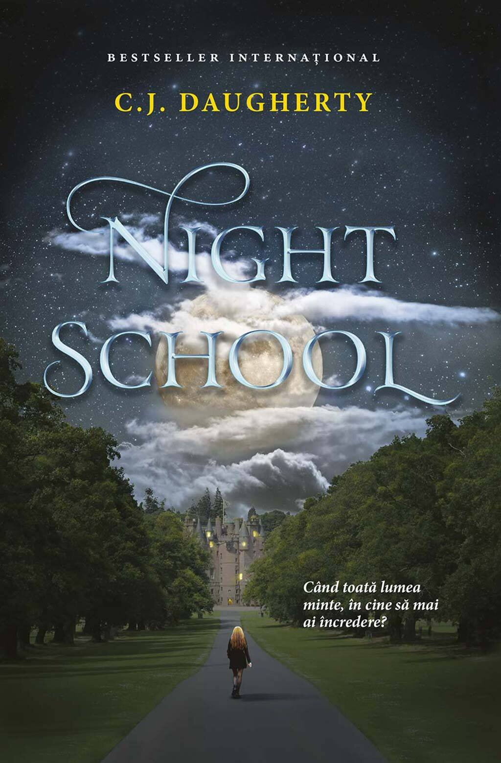 Night School (eBook)