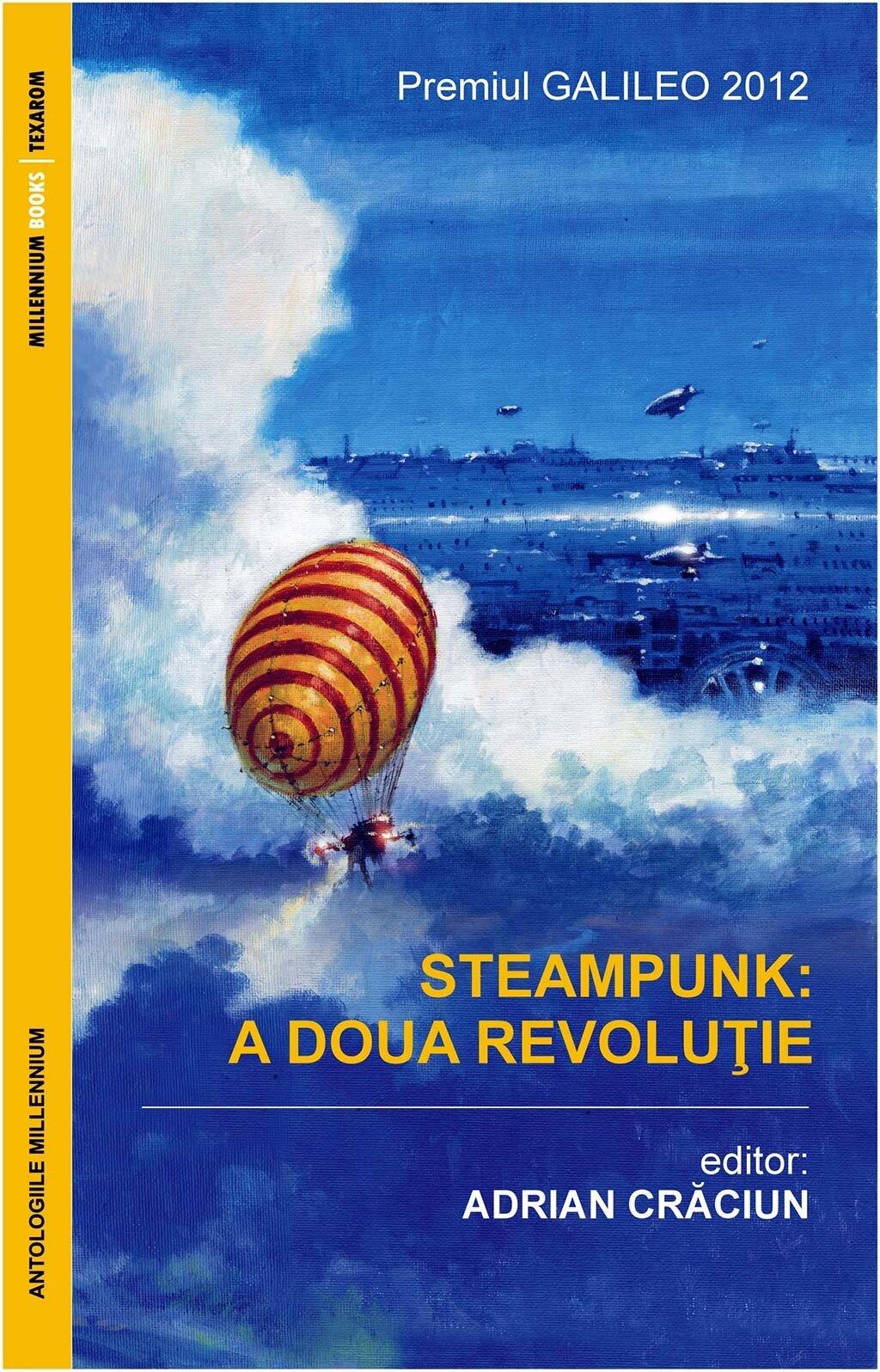 Steampunk. A doua revolutie (eBook)