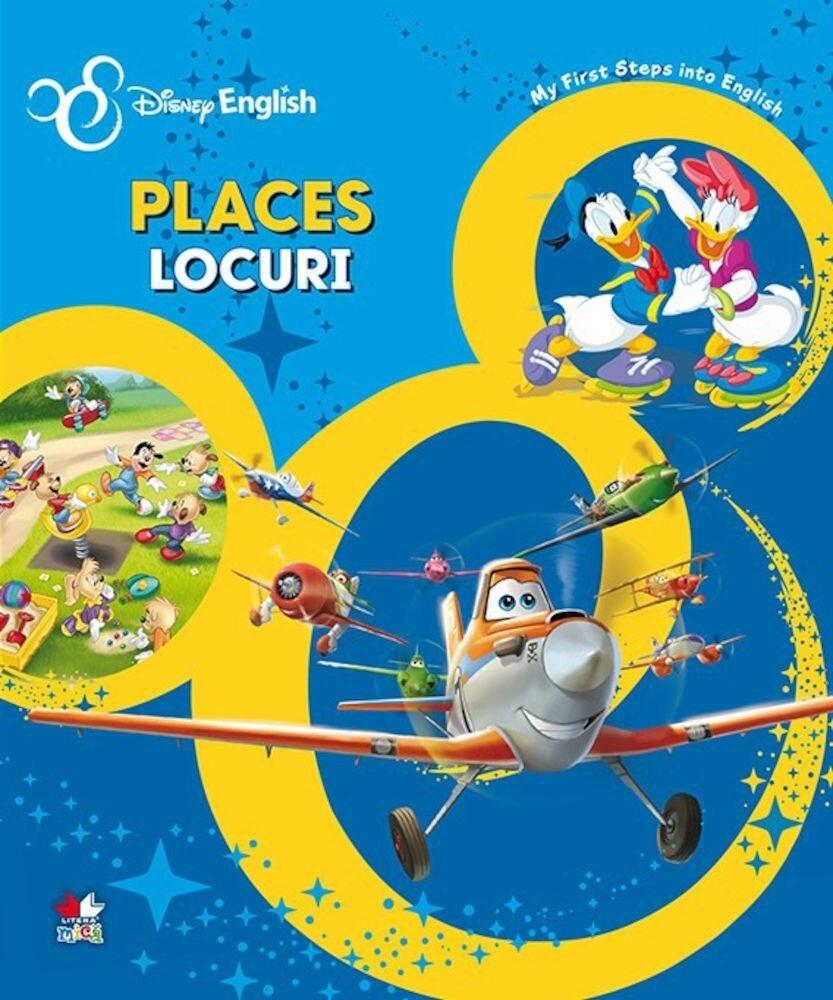 Places. Locuri
