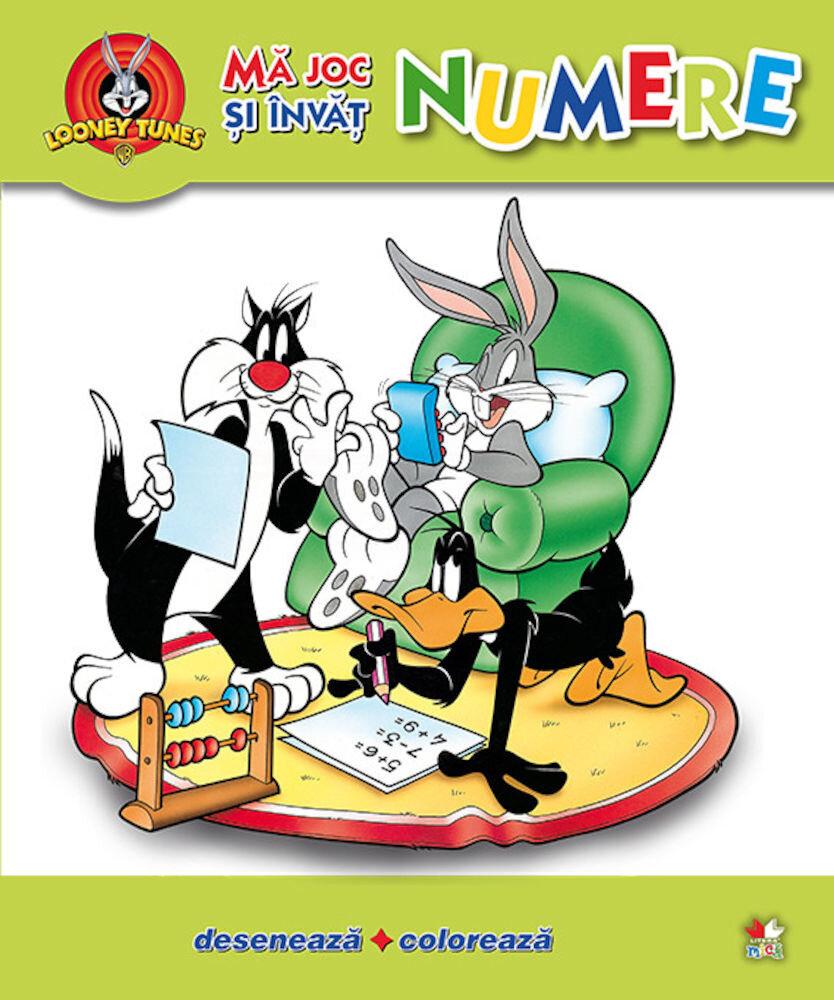 Ma joc si invat - Numere