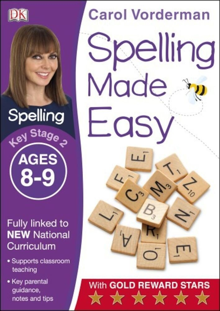 Coperta Carte Spelling Made Easy Year 4