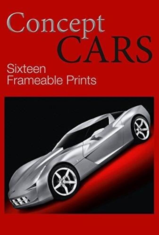 Concept Cars. Poster Box