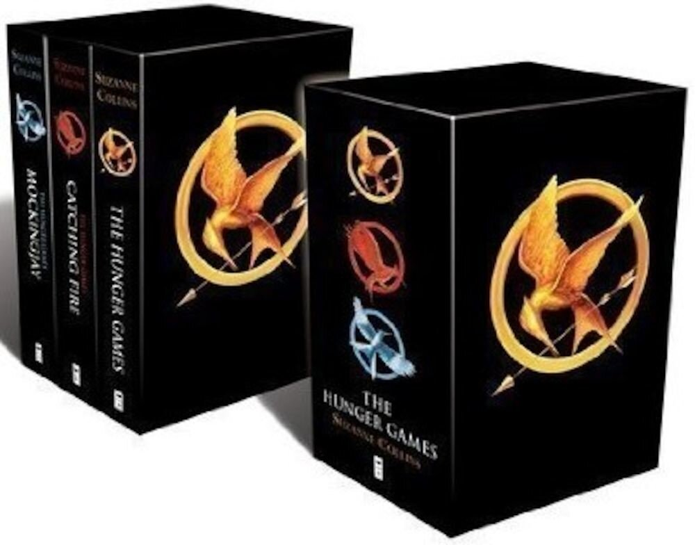 Classic boxed set (Hunger Games Trilogy)