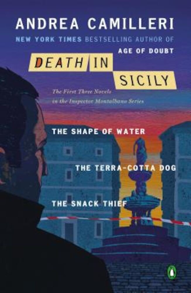 Death in Sicily: The First Three Novels in the Inspector Montalbano Series: The Shape of Water; The Terra-Cotta Dog; The Snack Thief, Paperback