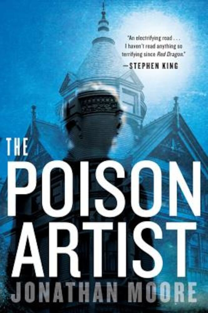 The Poison Artist, Paperback