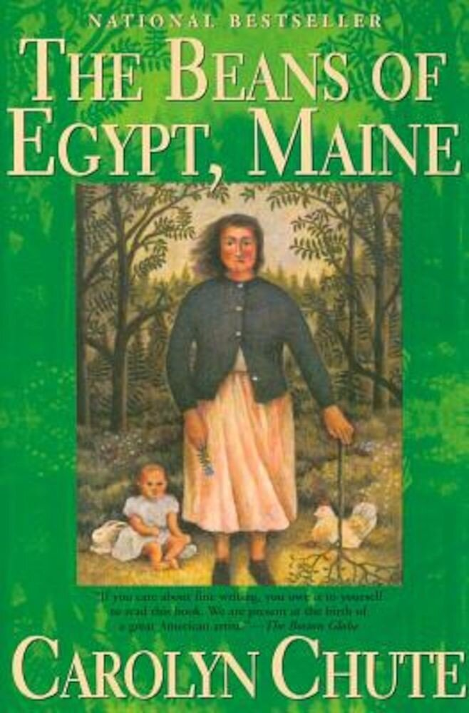 The Beans of Egypt, Maine, Paperback