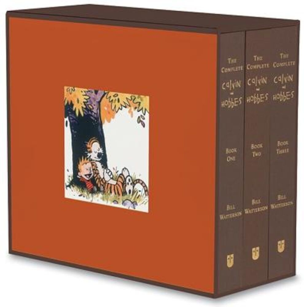 The Complete Calvin and Hobbes, Hardcover