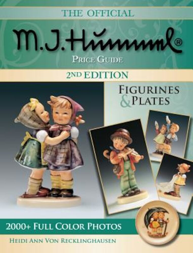 The Official M.I. Hummel Price Guide: Figurines & Plates, Paperback