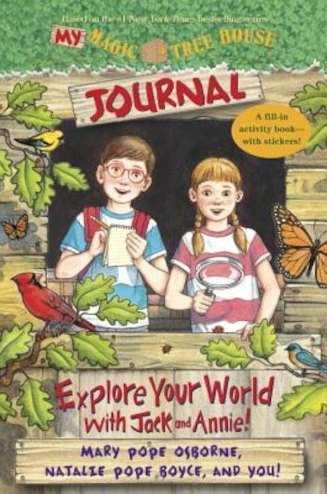 My Magic Tree House Journal, Hardcover