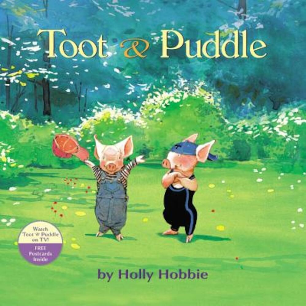 Toot & Puddle [With Postcard], Paperback