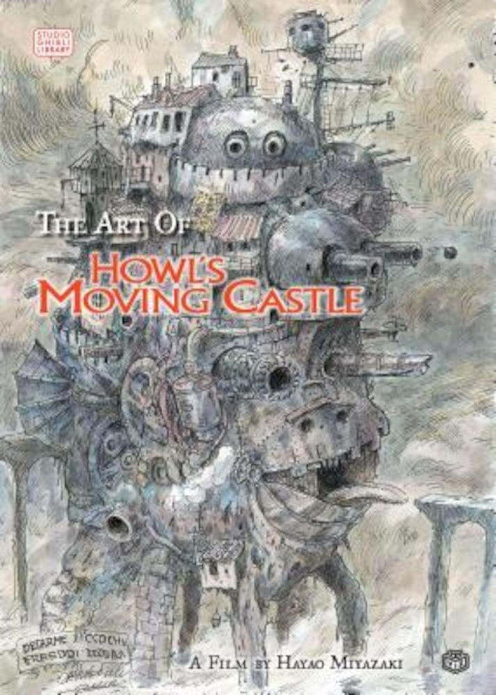 The Art of Howl's Moving Castle, Hardcover