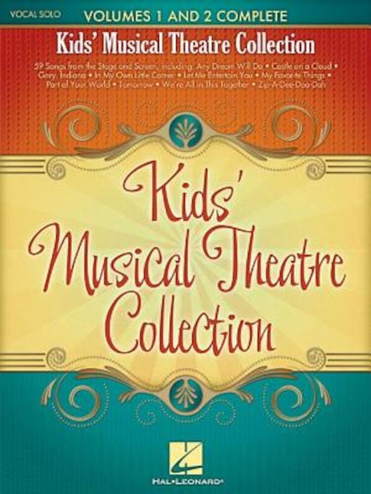 Kids' Musical Theatre Collection, Paperback