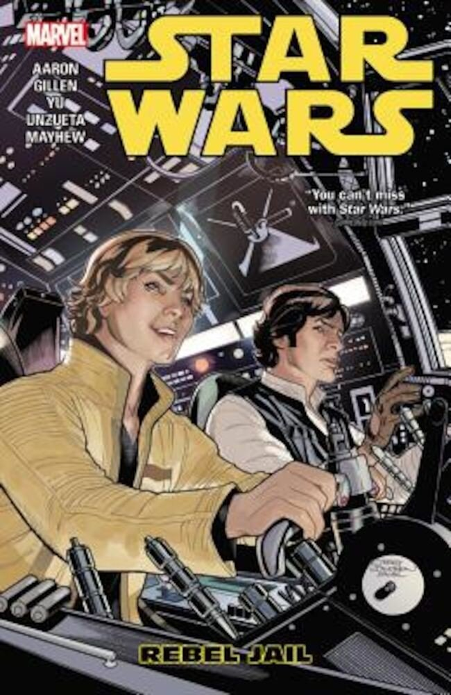 Star Wars, Volume 3: Rebel Jail, Paperback