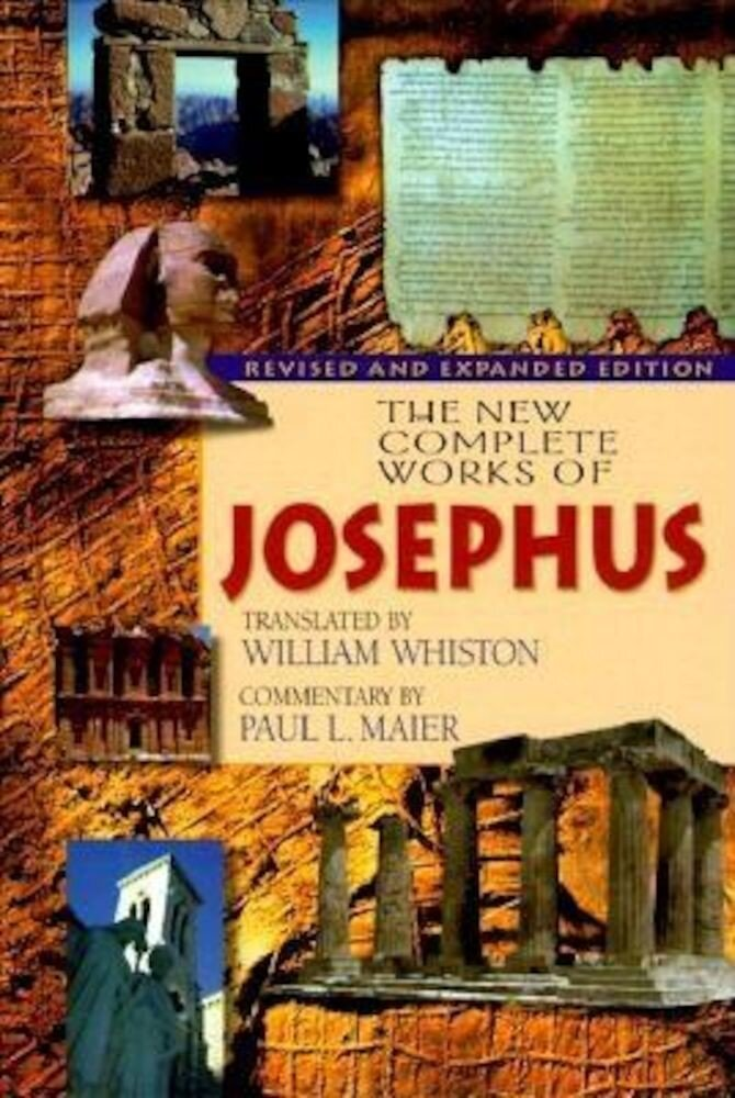 The New Complete Works of Josephus, Hardcover