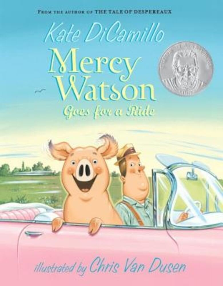 Mercy Watson Goes for a Ride, Paperback