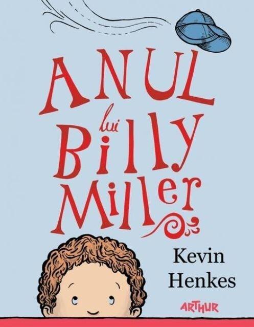 Coperta Carte Anul lui billy miller pb