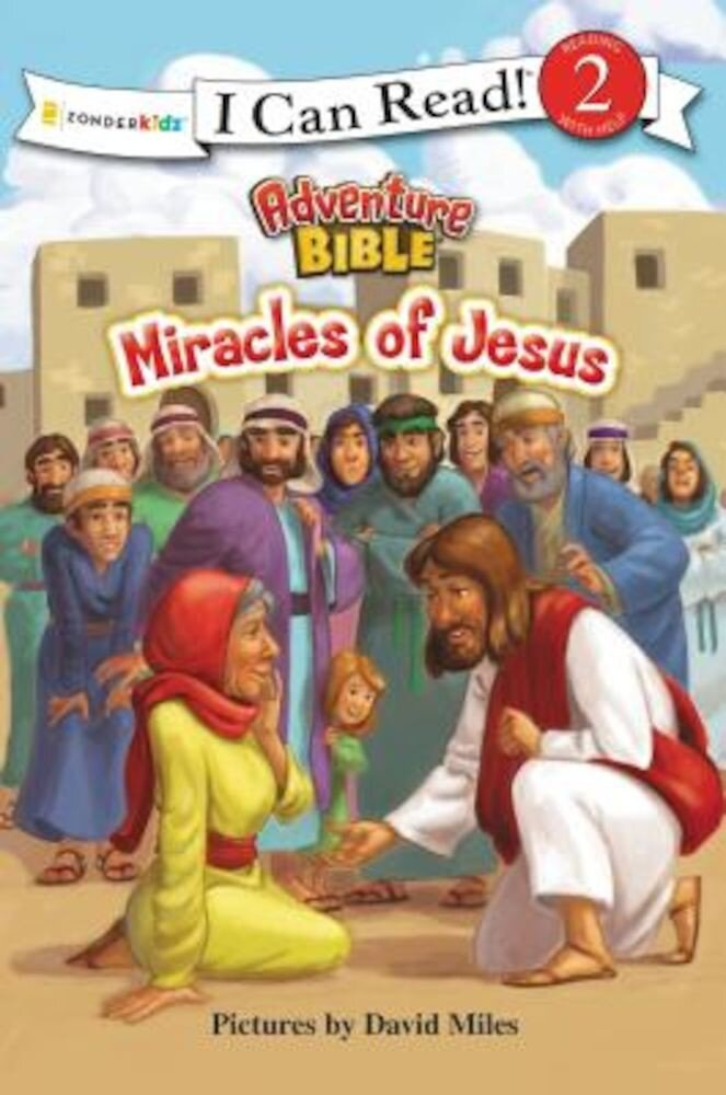 Miracles of Jesus, Paperback
