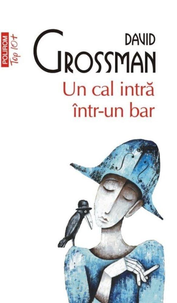 Coperta Carte Un cal intra intr-un bar (editie de buzunar)