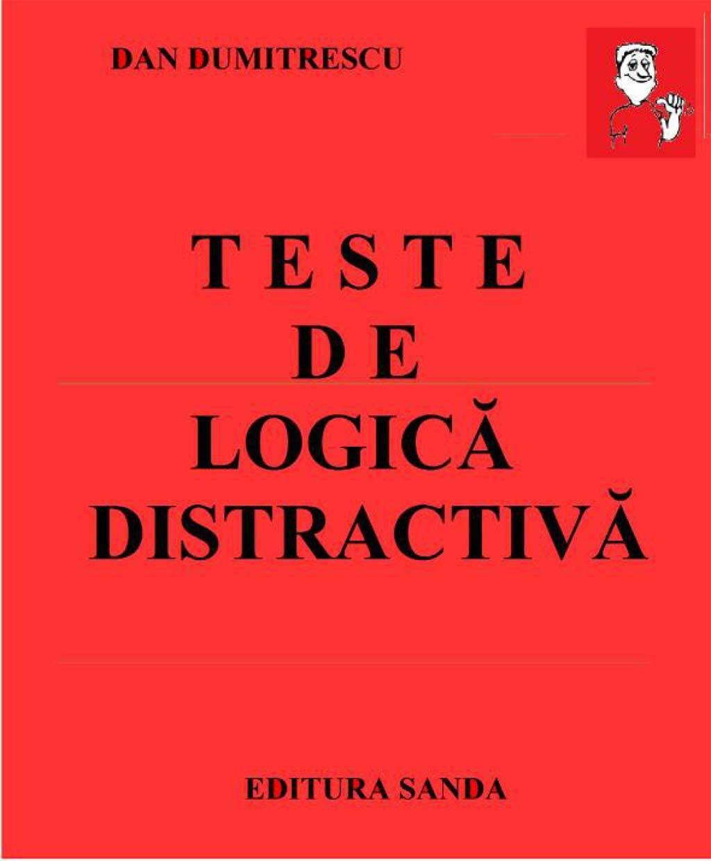 Teste de logica distractiva (eBook)