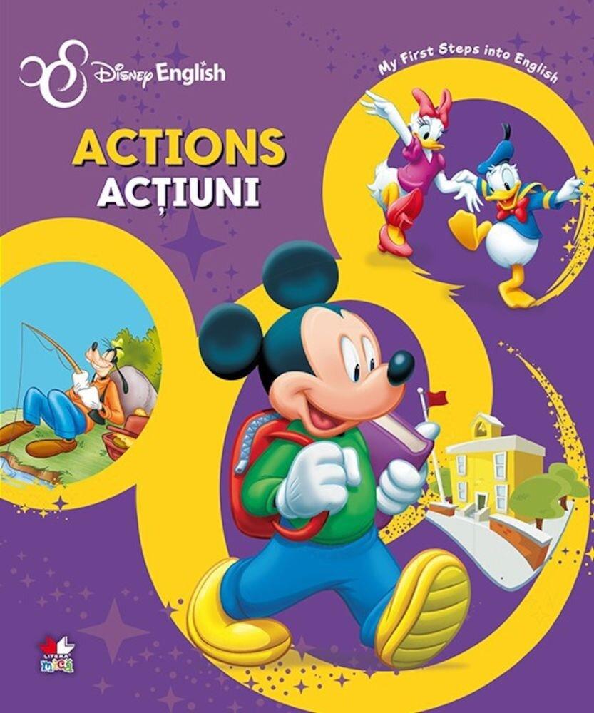 Actions. Actiuni
