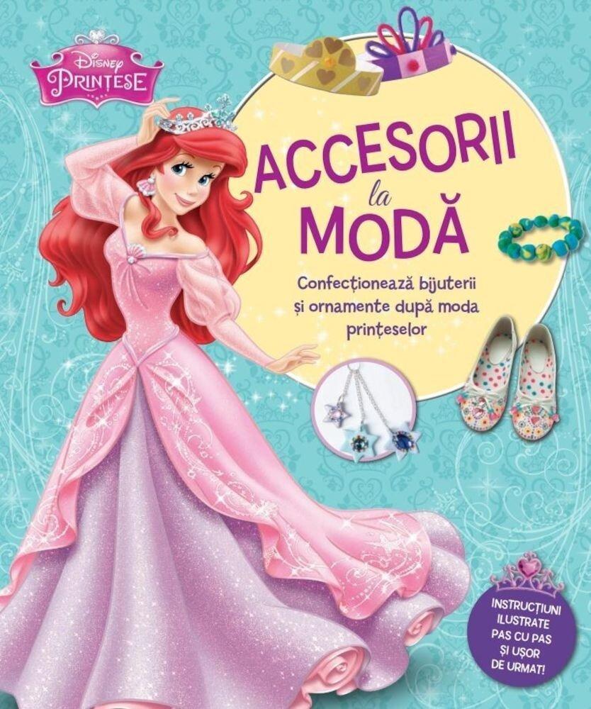 Accesorii la moda. Confectioneaza bijuterii si ornamente dupa moda printeselor